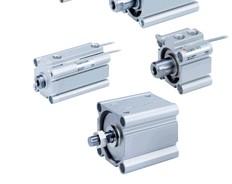 smc薄型气缸cq2/cdq2系列图片